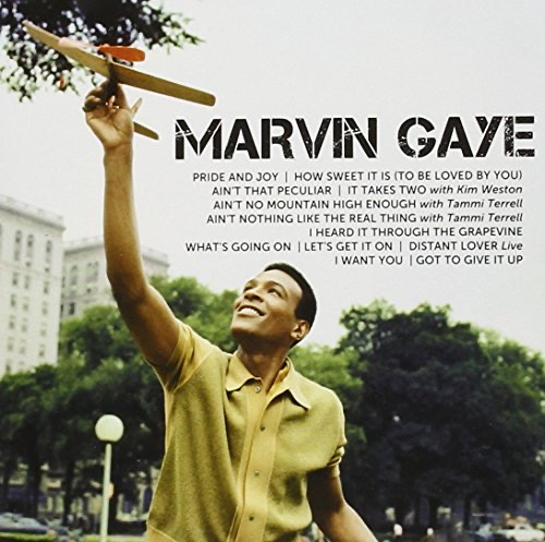 Icon - The Best of by Marvin Gaye