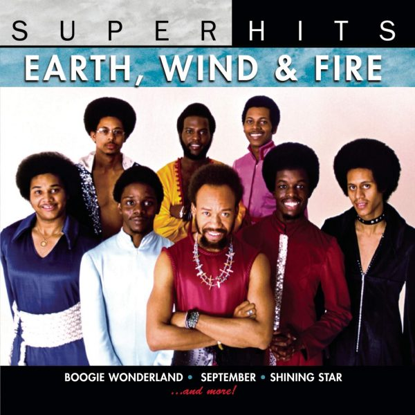 Super Hits by Earth, Wind & Fire