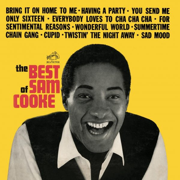The Best Of by Sam Cooke