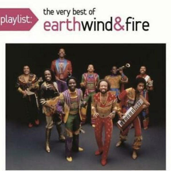Playlist: The Very Best of by Earth Wind & Fire