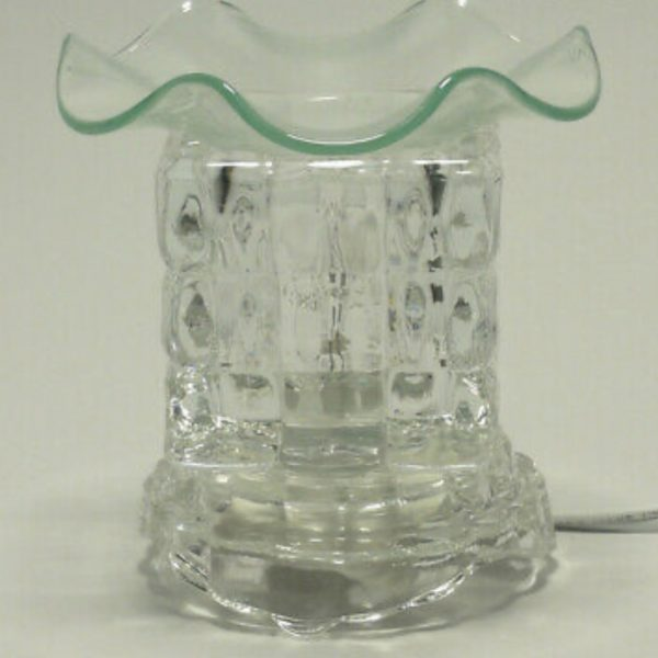 Fragrance Oil Lamp (Clear)